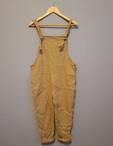 Yellow overall